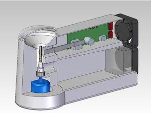 piezobrush® PZ2 Plasma Handgeraet, OEM Modul
