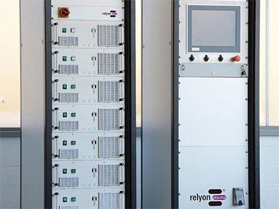 Das Plasmasystem FG1-01- Steuerung mehrerer Anlagen