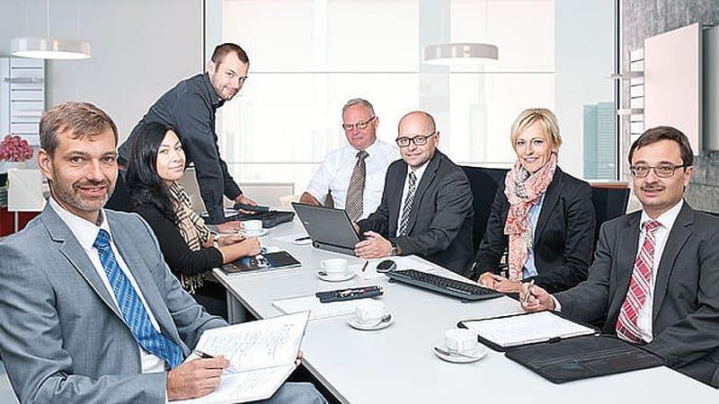 Das Team der Relyon Plasma GmbH