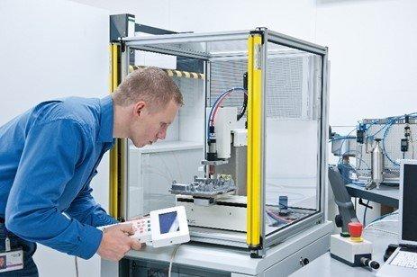 XYZ-Anlagen und Sondermaschinenbau