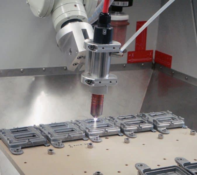 Relyon Plasma Kawasaki RS005L Roboter für Automation in der Plasmatechnologie