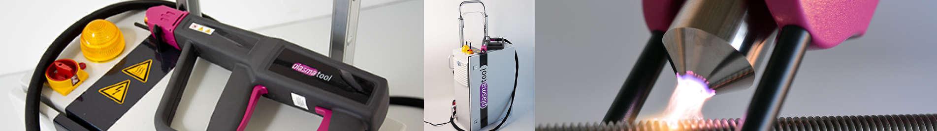 plasmatool - Plasma Hochleistungs-Handgerät