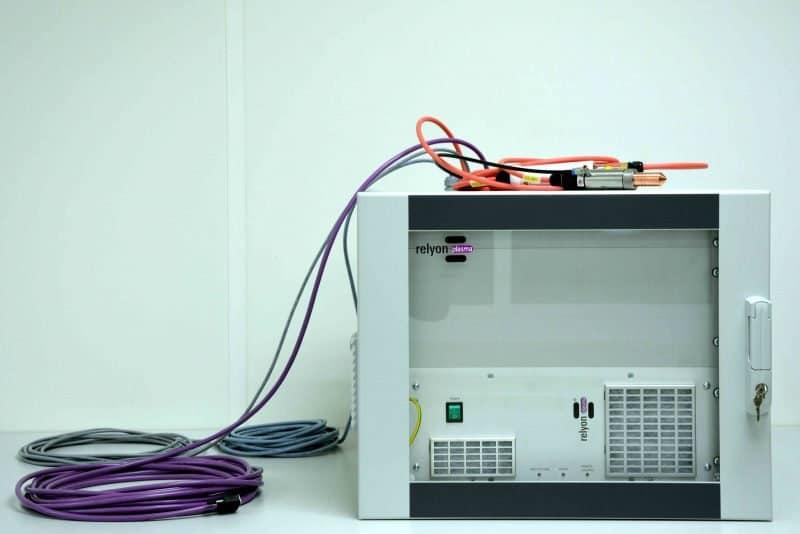 Plasmabox Kompakt-Lösung für Plasmaprozesse
