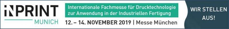InPrint 2019 in München