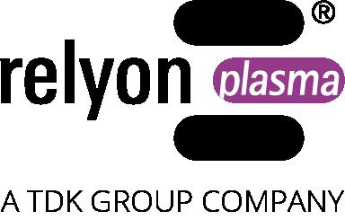 Logo der relyon plasma GmbH, Regensburg