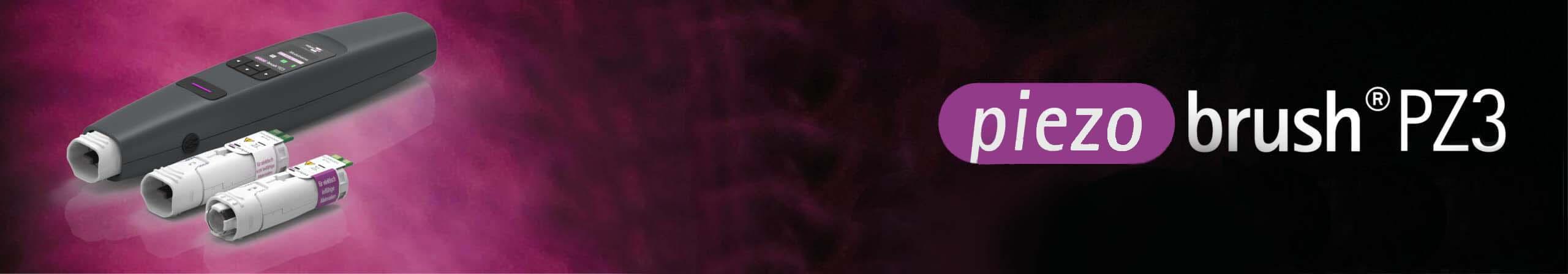 piezobrush® PZ3 - das weltweit kleinste Plasma Handgerät mit PDD Technologie®