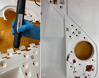 положиться на плазменную технологию в 3D-печати