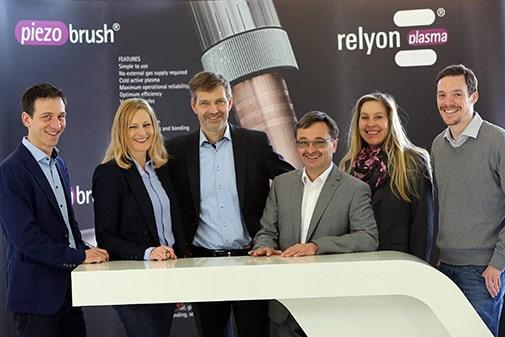 Unser Unternehmen - relyon plasma GmbH