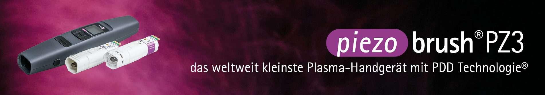 piezobrush® PZ3 nun verfügbar