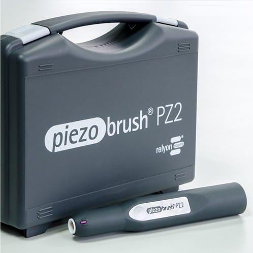 piezobrush® PZ2 mit Koffer