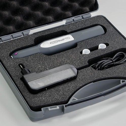 piezobrush® PZ2 im Koffer
