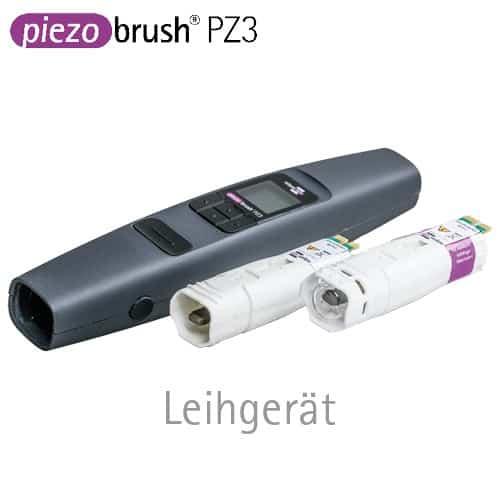 piezobrush® PZ3 Leihgerät