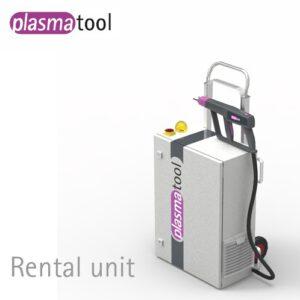 Rental unit plasmatool