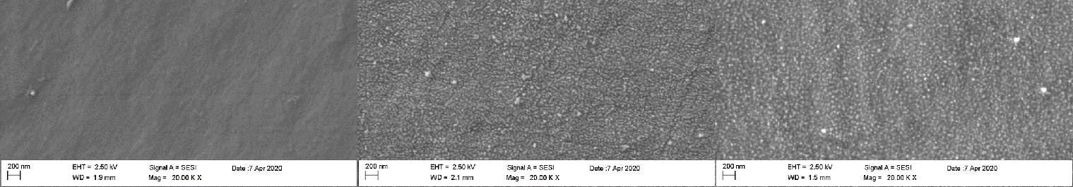 Rasterelektronenmikroskopische Aufnahme PPEK nach Plasmabehandlung mit piezobrush® PZ3