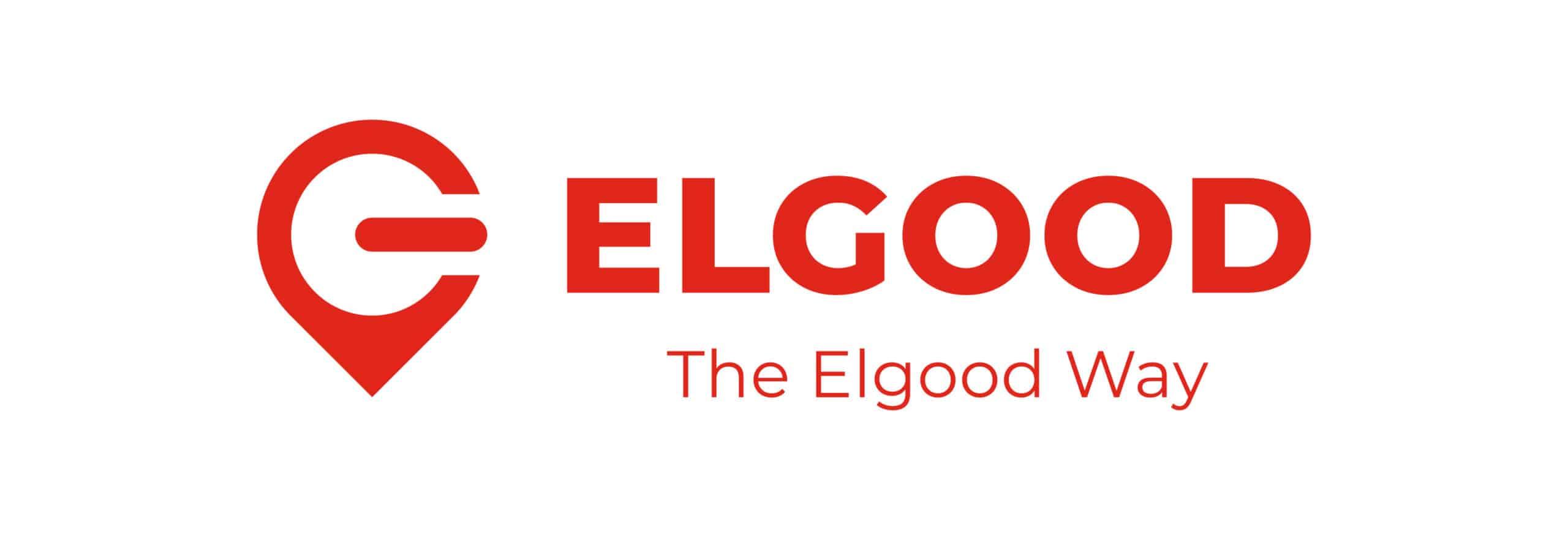 Elgood Oy, Logo
