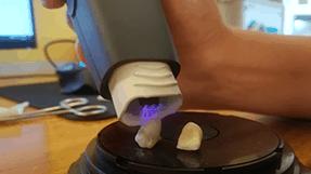 Plasma in der Dentalbranche: piezobrush® PZ3
