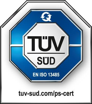 Logo ISO 13485