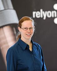 Dr. Eva Brandes - relyon plasma GmbH