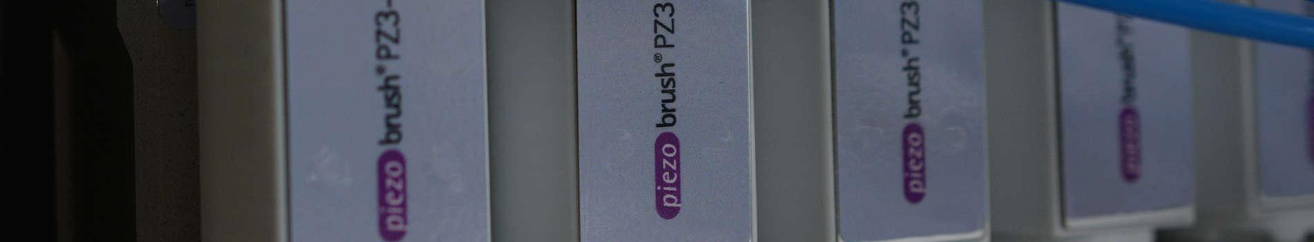 Anreihlösung piezobrush® PZ3-i